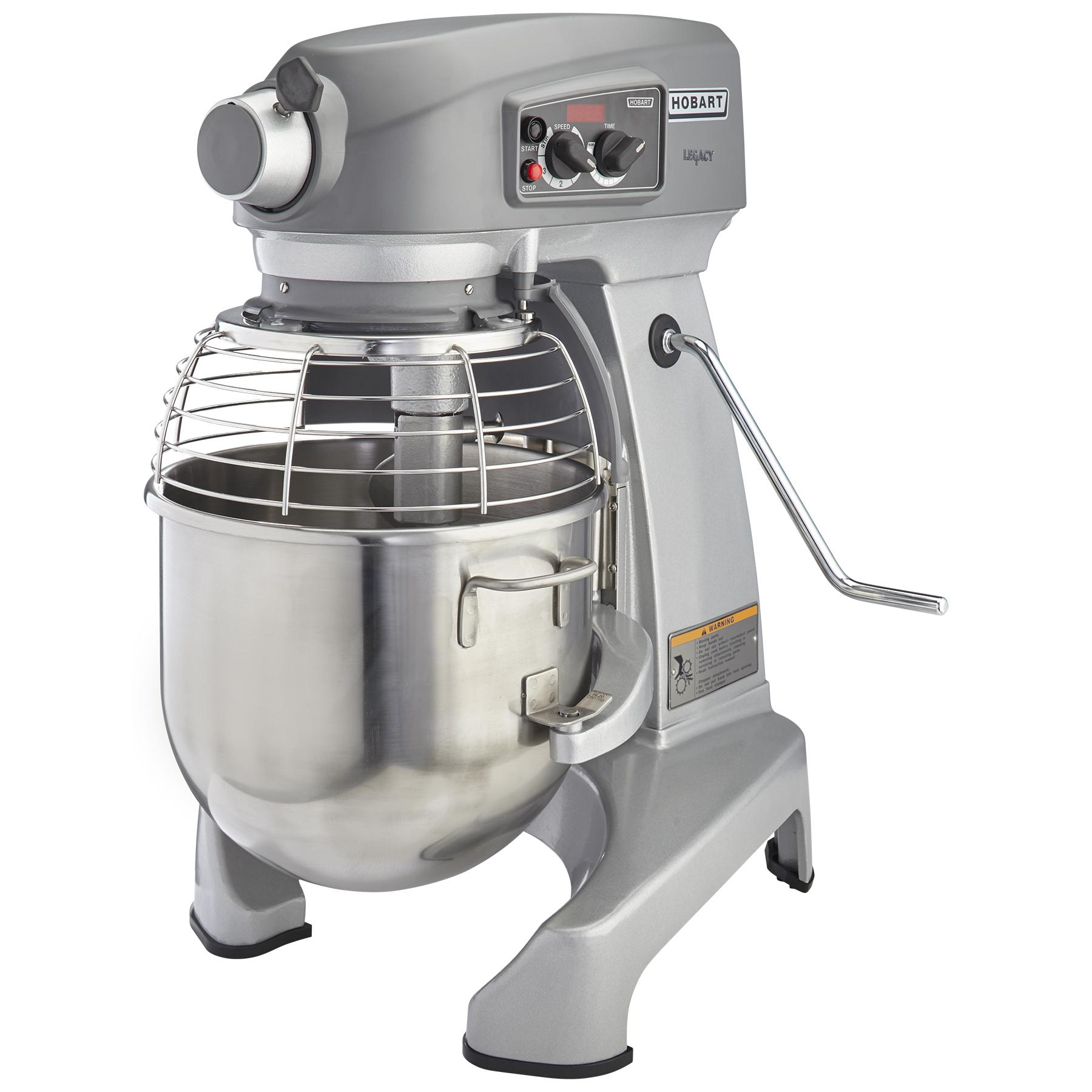 Mixer HL200 qr